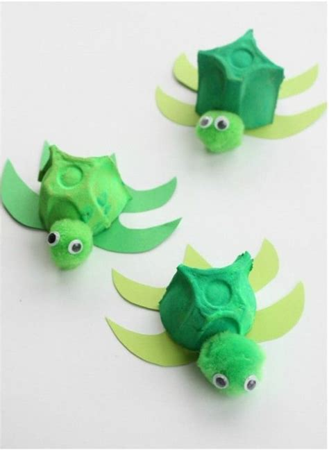 craft for preschool turtle and tortoise crafts activities for kindergarten