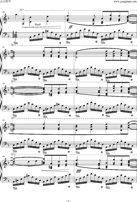 il divo ti amero ti amero ti amero钢琴谱 ti amero钢琴谱网 ti amero钢琴谱大全 虫虫钢琴谱下载
