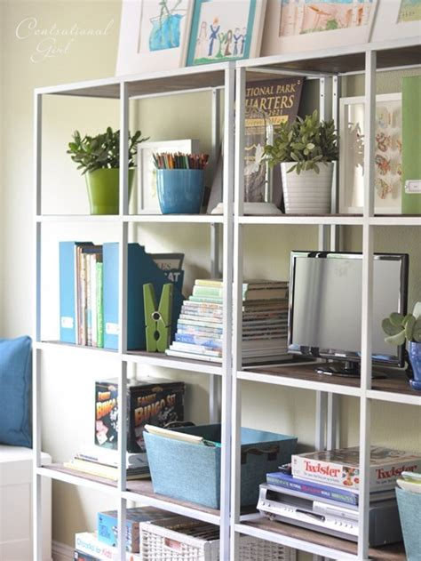 ikea shelving hacks versatile vittsjo more ikea hack ideas centsational girl