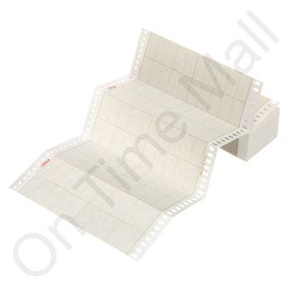 Folding Chart Paper - honeywell 46187045 100 folding chart paper roll