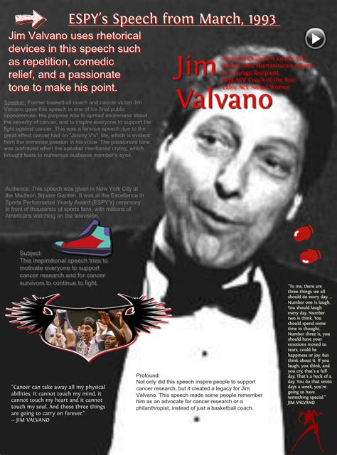 jimmy v quotes jim valvano biography jim valvano s quotes