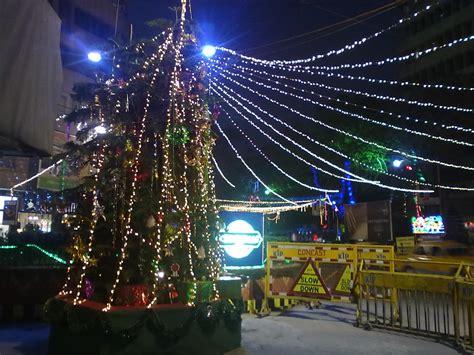 file christmas lights park street kolkata 8 jpg