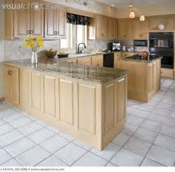 White Tile Kitchen Floor The World S Catalog Of Ideas