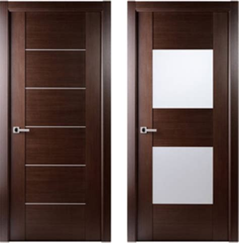 Wenge Interior Doors Maximum 201 And Maximum 204 Wenge Interior Doors Interior Doors New York By Liberty