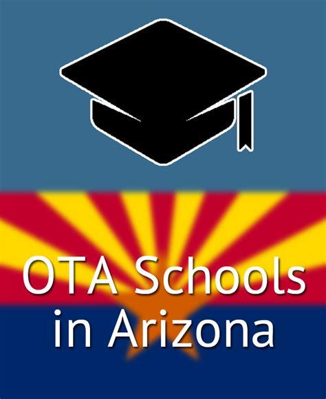 Accredited Nursing Schools In Arizona by Ota Schools In Arizona Az For Occupational Therapy