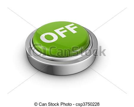 Disable Push Button stock illustration of turn power push button environmental concept 3d csp3750228 search