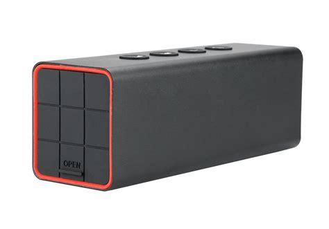 Komponen Speaker P Audio Sd 21 travel bluetooth speaker power bank 20w 4400mah mic
