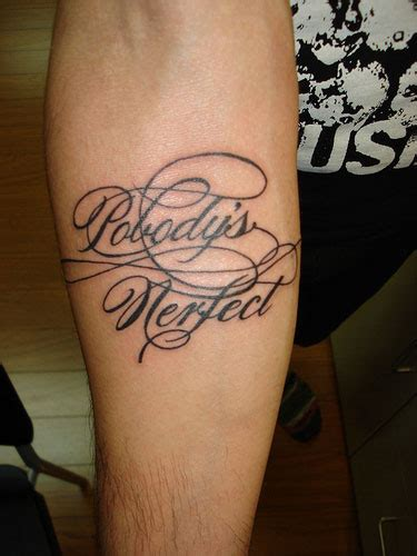 best word tattoos for men the most creative fonts