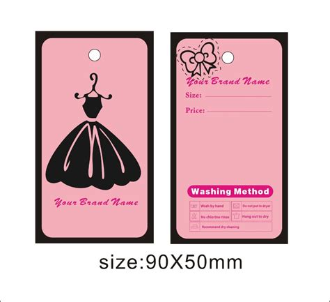 hang tags templates popular hang tag template buy cheap hang tag template lots