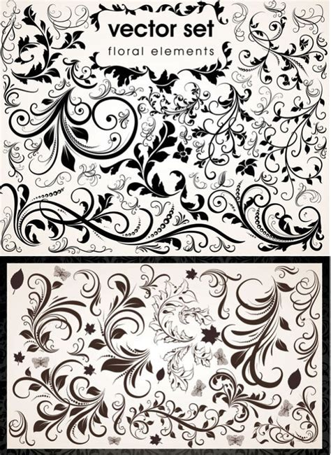 vector lace tutorial delicate lace vector material my free photoshop world