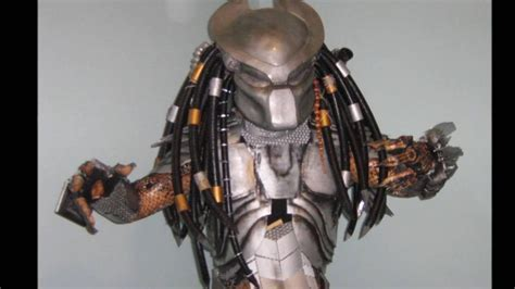 Get Your Own Predator Costume by Best Diy Predator Costume