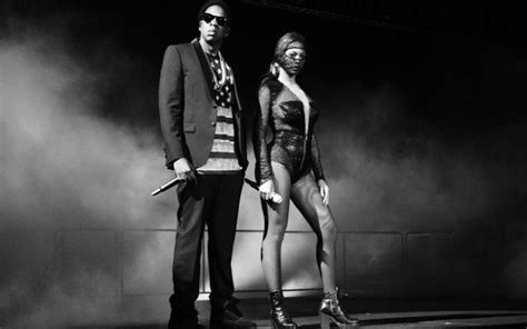 jay z beyonce black rage over whiteout at tidal beyonc 233 and jay z quot on the run quot tour to air on hbo