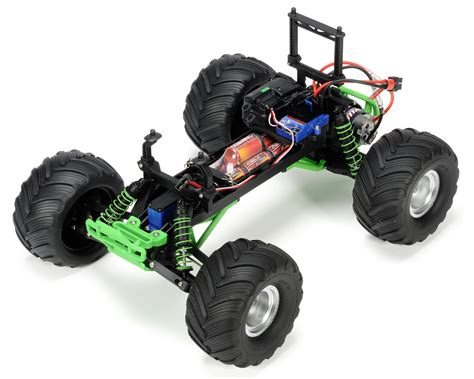monster jam traxxas trucks traxxas quot grave digger quot monster jam 1 10 scale 2wd monster