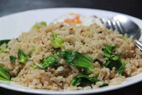 cara membuat nasi goreng ikan masin resepi nasi goreng ikan masin resepi bonda