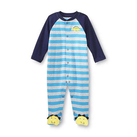 Baby Boy Sleepers by Small Wonders Newborn Boy S Sleeper Pajamas Frog Baby
