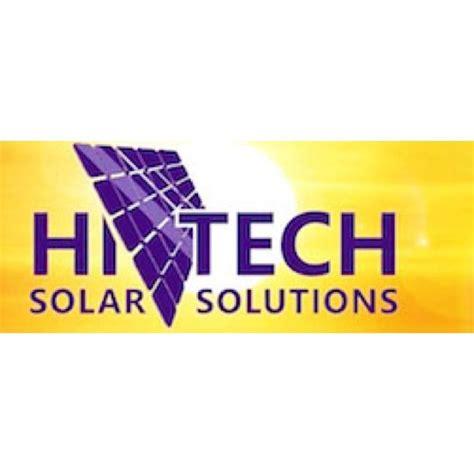 hi tech solar hi tech solar solutions retail company 7 photos