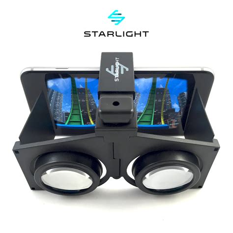 starlight vr mobile vr headset starlight pocket