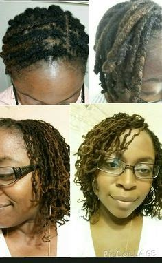 sisterlock hairstyles medium length sisterlocs on pinterest sisterlocks locs and dreadlocks