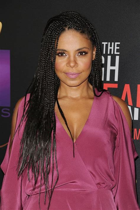 Sanaa Lathan Hairstyles by 33 Braided Hairstyles That Left Us Googly Eyed