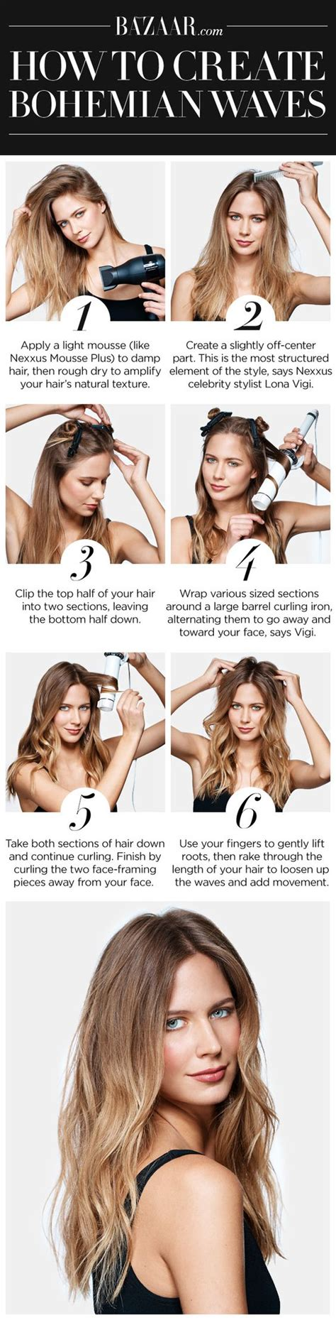 easiest way to get height on hair 4 easy ways to beach waves perfect tousled wavy hair