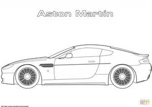 aston martin coloring page free printable coloring pages