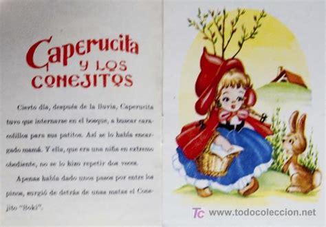 minicuentos de lobos y 8448835727 tres minicuentos de caperucita roja originales comprar libros de cuentos en todocoleccion