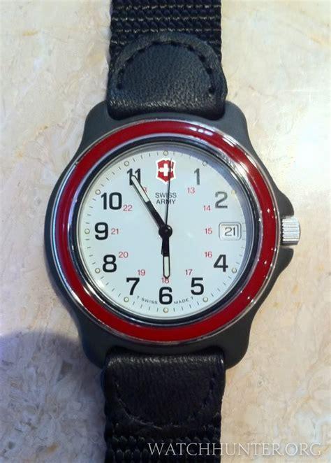 Swiss Army 2280 Original meet the victorinox swiss army original chronograph limited edition