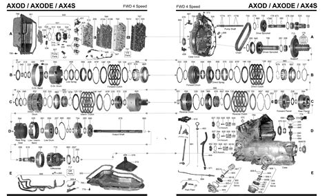 cd4e transmission diagram world wide parts outlet ebay shops