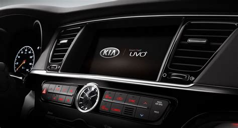 Kia Customer Support by 2016 Kia K900 Gains Uvo Luxury Services With Support For