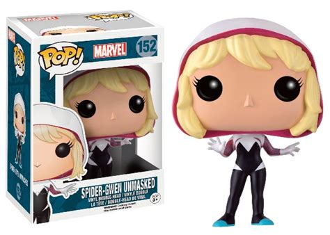 Funko Pop Vinyl Marvel Spider Gwen 100 Original funko marvel spider gwen limited toyslife