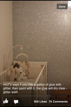 How Many Gallons Of Paint For A Bedroom by Glitter Paint Walls On Glitter Wall Paints
