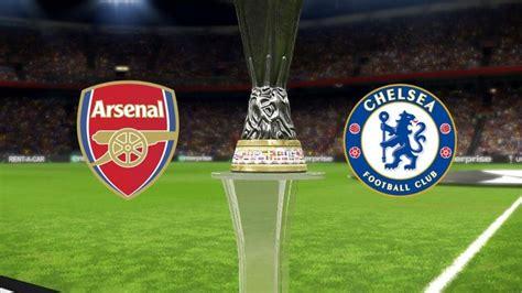 europa league final chelsea  arsenal pick