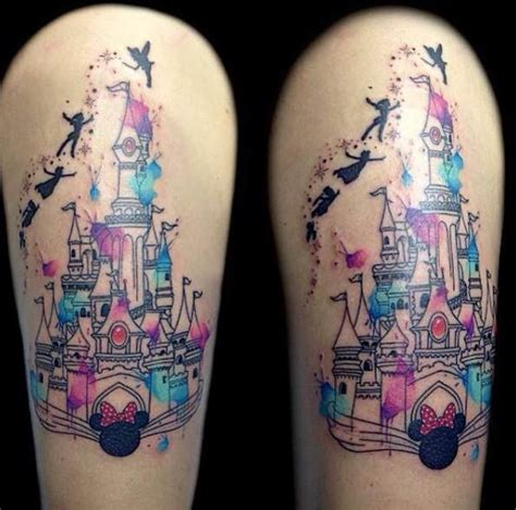disney watercolor tattoo 34 best disney images on disney