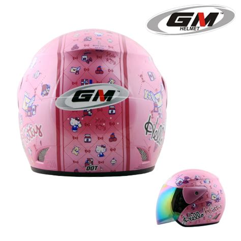 Helm Gm Evolution Hello Helm Gm Evolution Hello Seri 6 Pabrikhelm Jual