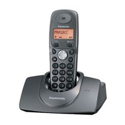 Panasonic Kx Tg2511 Telephone Wireless It Black kx tg2511 panasonic