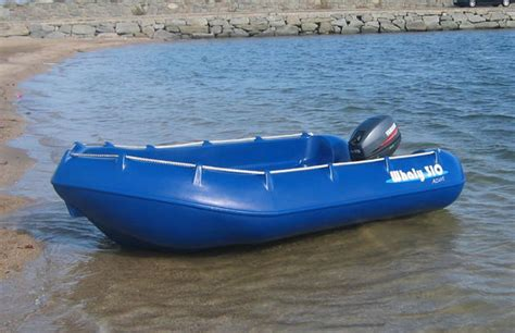 plastic bootje whaly 310 polyurethane boat rib for sale and in stock