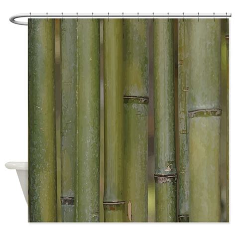 bamboo kitchen curtains bamboo shower curtain by iloveyou1