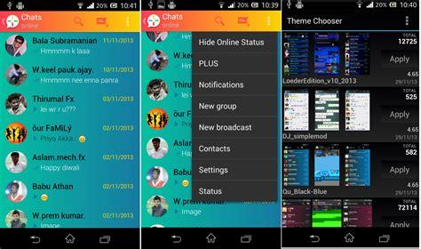 themes apk mod whatsapp plus apk mod v5 70 theme terbaru soal sekolah