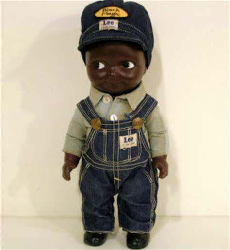 black doll black magic 1940 s quot black magic quot buddy dolls rivet