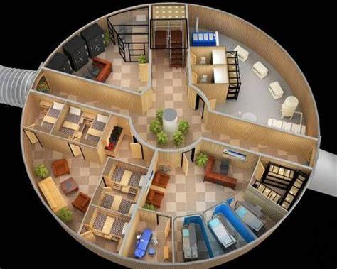 Smithsonian Floor Plan Vivos Survival Shelter Best U S Places To Survive The