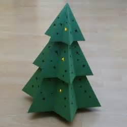 Hexagrammic christmas tree