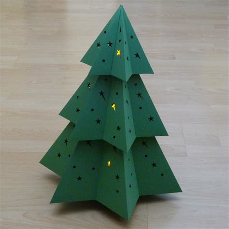 polyhedra christmas decorations