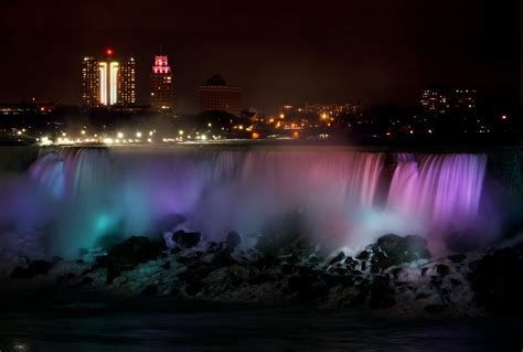Festival Of Lights Niagara Falls by N Falls Usa Winter Festival Of Lights Niagara Falls