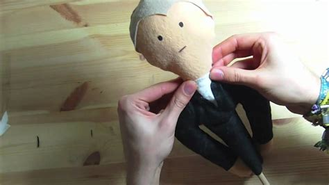How To Make A Puppet Out Of A Paper Bag - how to make puppets tutorial part 2