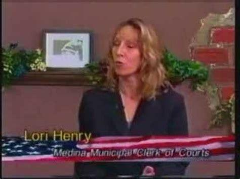 Medina Municipal Court Records Medina Municipal Court Clerk Lori Henry