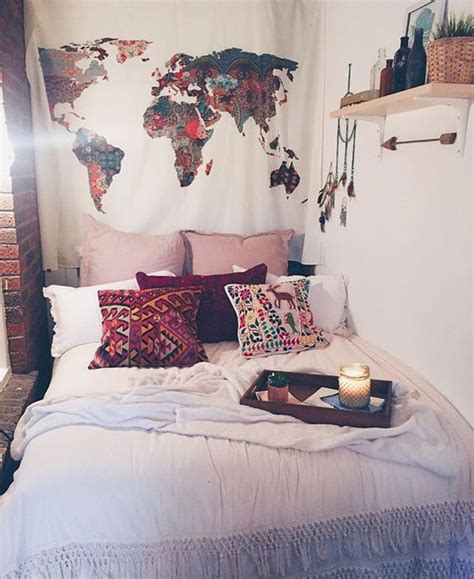 bohemian bedroom ideas for college dorms home design idea master bedroom decorating ideas pinterest