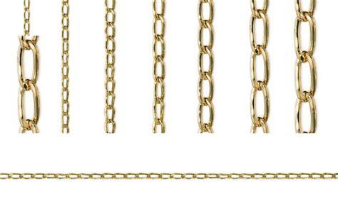 cadenas de oro mujer modelos cadena de oro amarillo de 18k modelo barbada figaro para