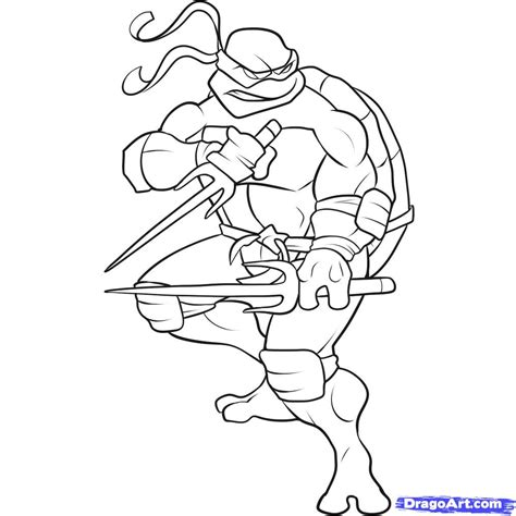 coloring pages tmnt turtle coloring pages free printable pictures