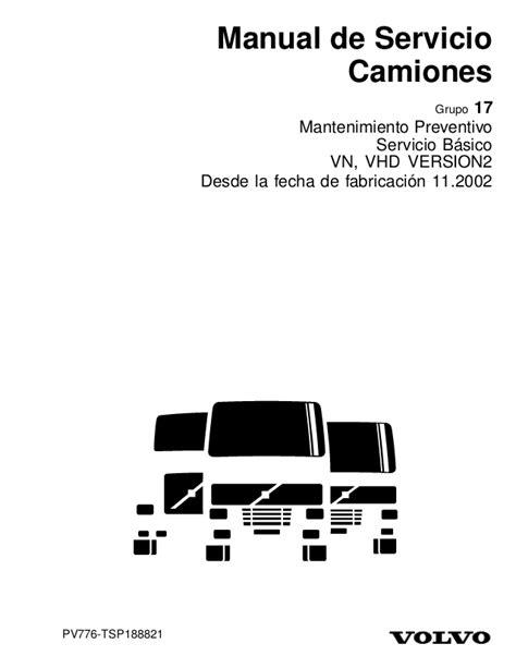 Volvo Manual by Volvo Manual