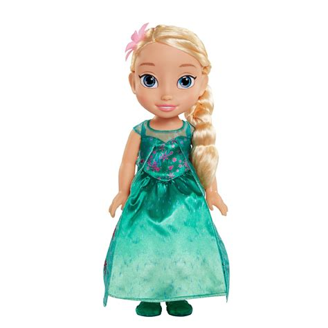 doll on disney frozen fever toddler elsa doll 163 32 00 hamleys